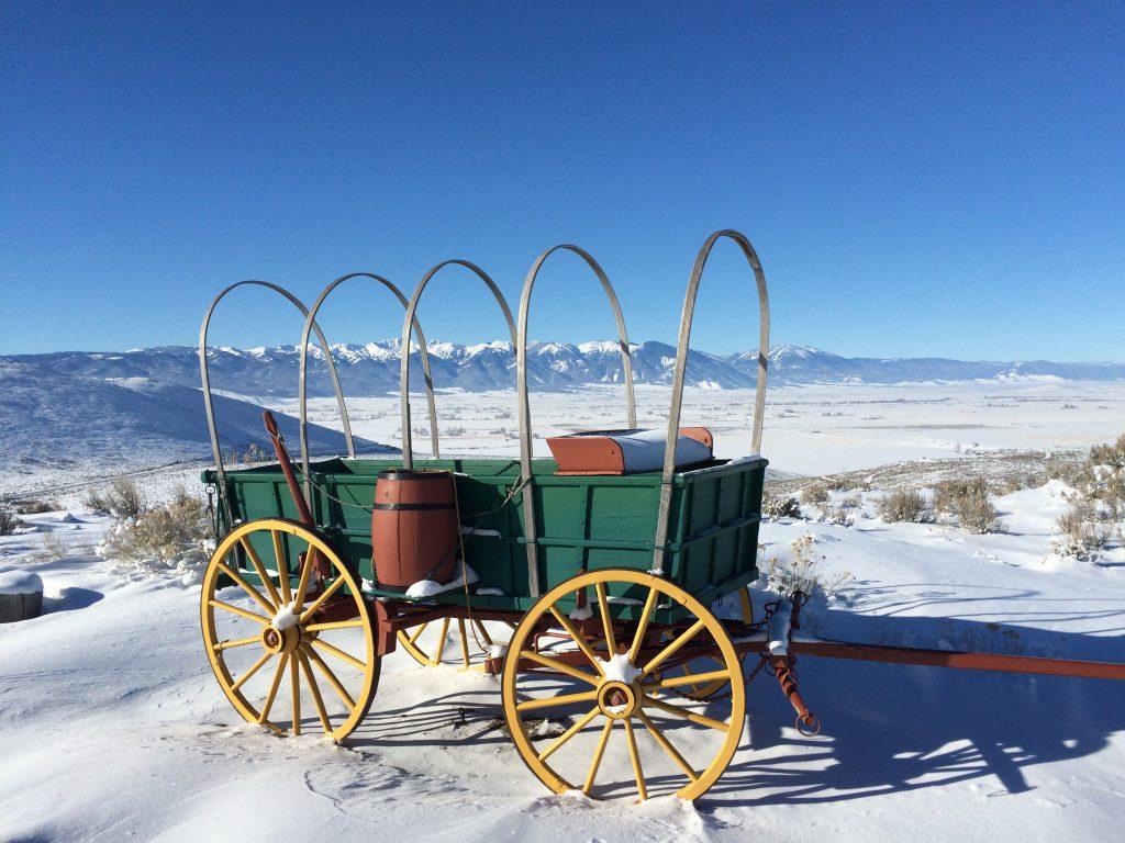 Oregon Beach Rentals Wagon